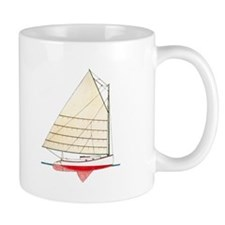 Cape Cod Catboat Mug