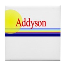 Addyson Tile Coaster