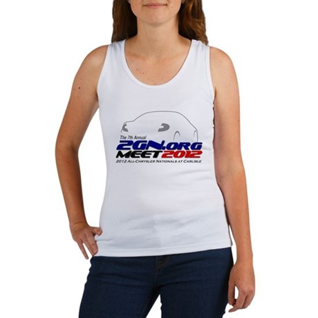2GN Meet / Carlisle '12 Women's Tank Top