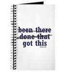 Been There Done That Got This Journal