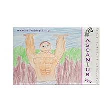 Ascanius 2012 Magnet