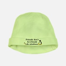 Friends don't let friends - baby hat