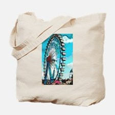 Big Ferris Wheel Tote Bag
