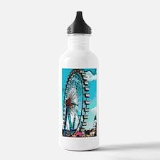 Big Ferris Wheel Water Bottle