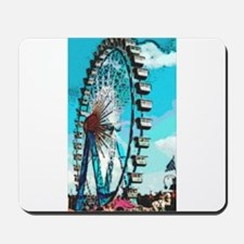 Big Ferris Wheel Mousepad