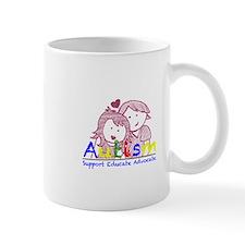Support Autism Mug