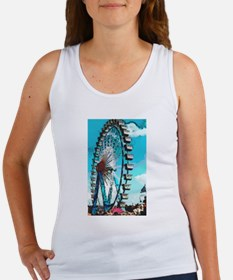 Big Ferris Wheel Women's Tank Top