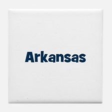 ARKANSAS  ROCKS Tile Coaster
