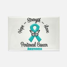 Strength Peritoneal Cancer Rectangle Magnet