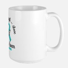 Strength Ovarian Cancer Mug