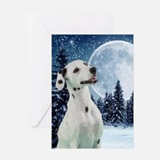 Dalmatian Christmas Cards (Pk of 10)