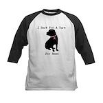 Shar Pei Personalizable I Bark For A Cure Kids Bas