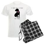 Shar Pei Personalizable I Bark For A Cure Men's Li