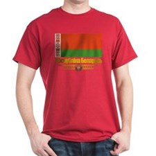 """Belarus Flag"" T-Shirt"