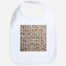 Matzo Mart Bib (white trim)