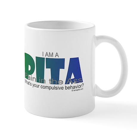 The Compulsive PITA Mug