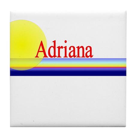 Adriana Tile Coaster