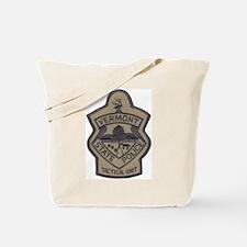 VT State Police Tac Tote Bag