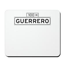 Guerrero Street Mousepad