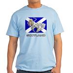 Mermaid Flag Light T-Shirt
