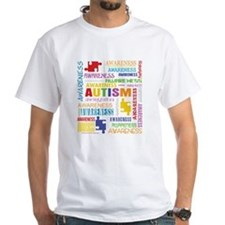 Autism Awareness Collage Shirt