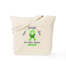 Strength Non-Hodgkins Tote Bag
