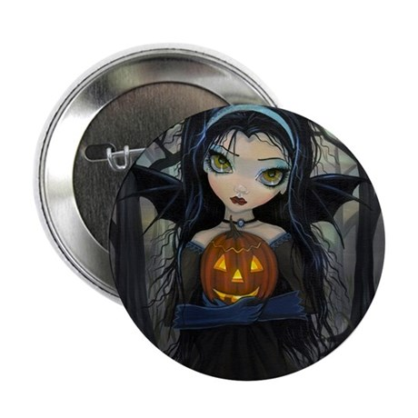 """October Woods 2.25"""" Button (100 pack)"""