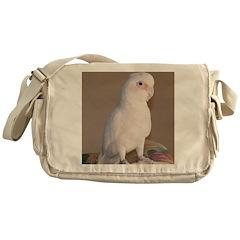Cockatoo Messenger Bag