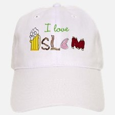 I love islam Baseball Baseball Cap