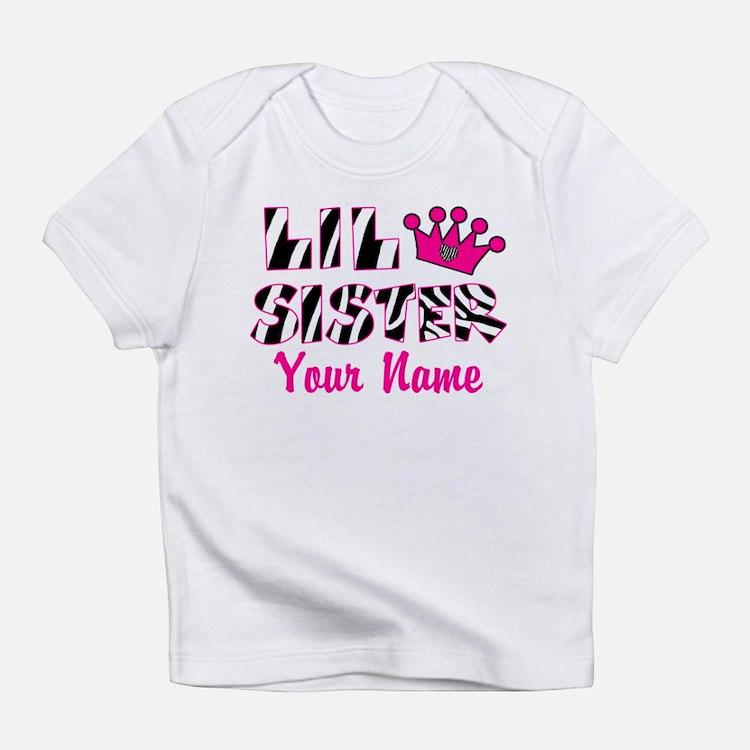 matching big sister little sister t shirts shirts tees. Black Bedroom Furniture Sets. Home Design Ideas
