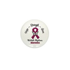 Strength Multiple Myeloma Mini Button (10 pack)