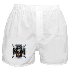 October Woods Boxer Shorts