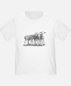 Cute Sheep T