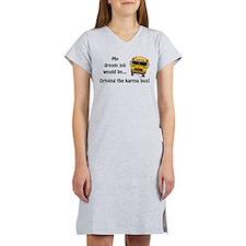 Karma Bus Women's Nightshirt