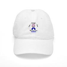 Strength Male Breast Cancer Baseball Baseball Cap