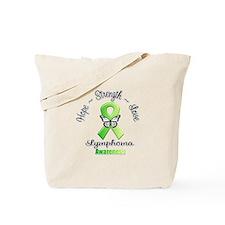 Strength Lymphoma Tote Bag