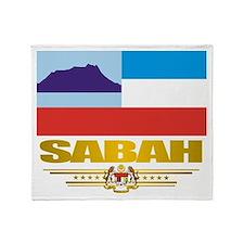 """Sabah"" Throw Blanket"
