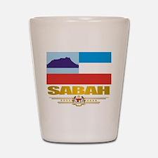"""""""Sabah"""" Shot Glass"""