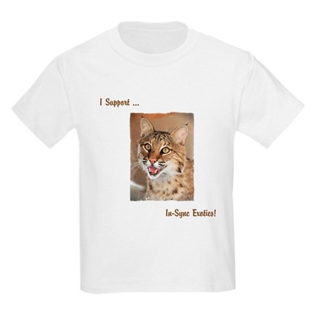 In-Sync Exotics' Kids Light T-Shirt - Isaac