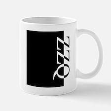 ZZQ Typography Mug