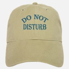 Do Not Disturb Sign Baseball Baseball Cap