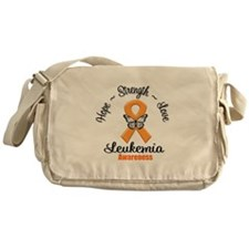 Strength Leukemia Messenger Bag
