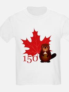 Canada 150 - Beaver T-Shirt