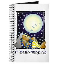Hi-Bear-Napping Journal