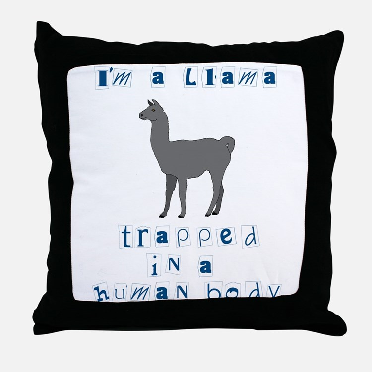 Llama Pillows Llama Throw Pillows Amp Decorative Couch Pillows