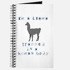 I'm a Llama Journal