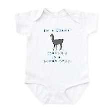 I'm a Llama Infant Creeper