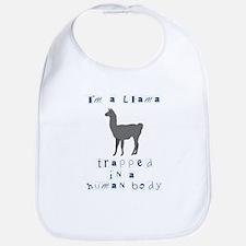I'm a Llama Bib