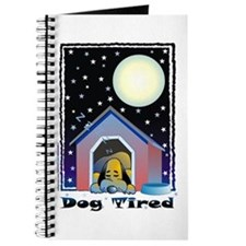 Dog Tired Journal