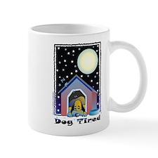 Dog Tired Mug